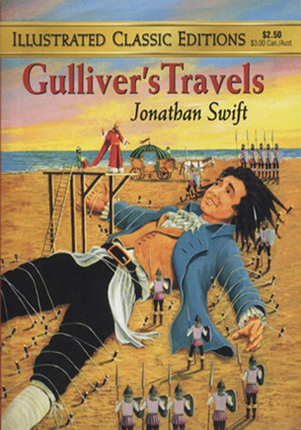 report on gullivers travels part 3