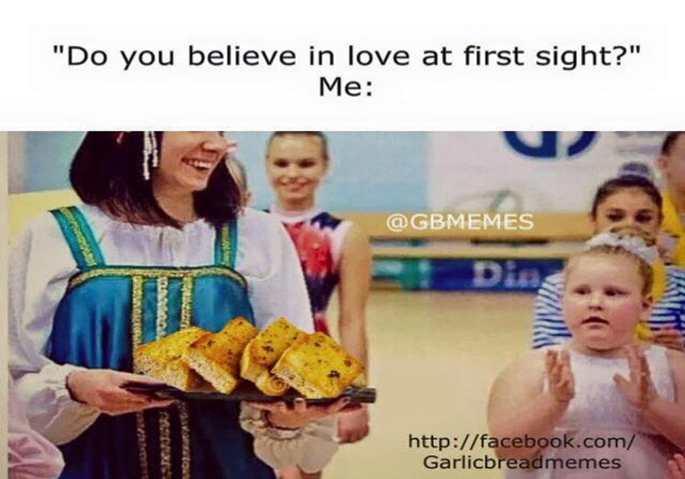 Image Credit: Garlic Bread Memes