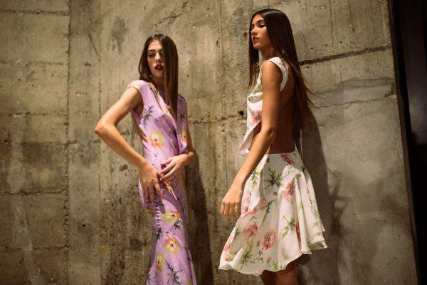 Sistine Stallone, London Fashion Week Debut