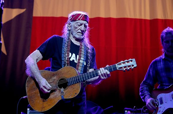 """Willie Nelson won Best Traditional Pop Vocal Album with """"Summertime."""" Credits: Gary Miller"""