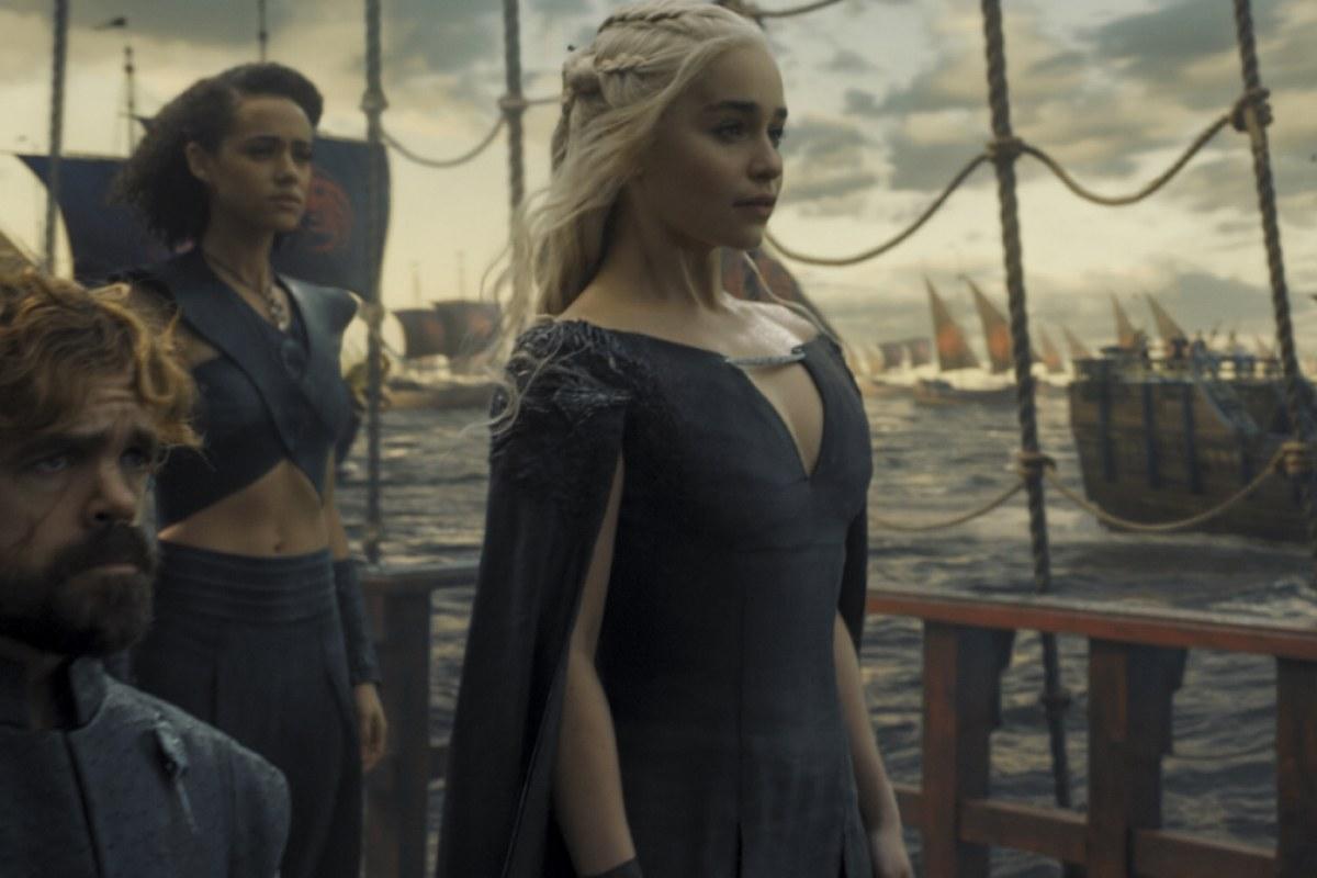 Game of Thrones Season 6 Finale.