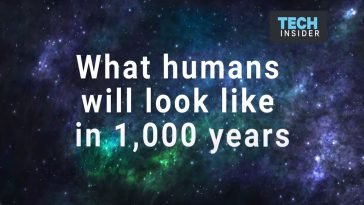 humans in 1,000 years