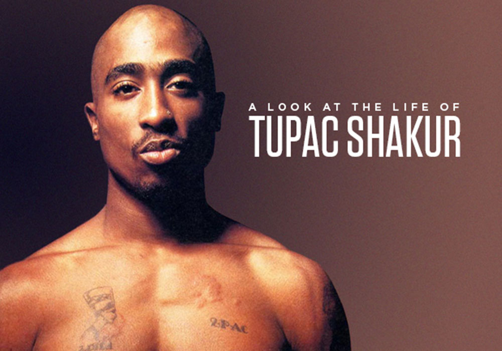 an introduction to the life of tupac shakur