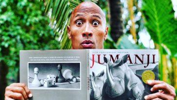 Dwayne-Johnson Jumanji