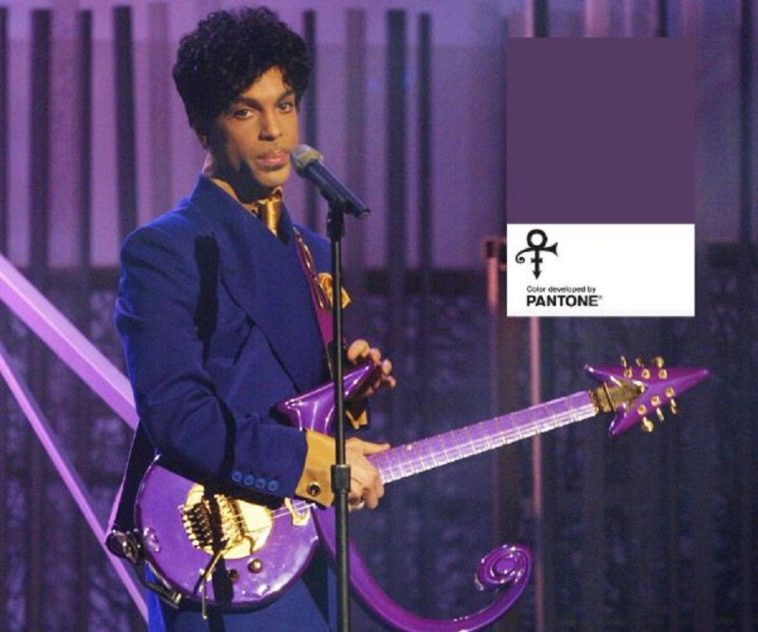 prince purple pantone