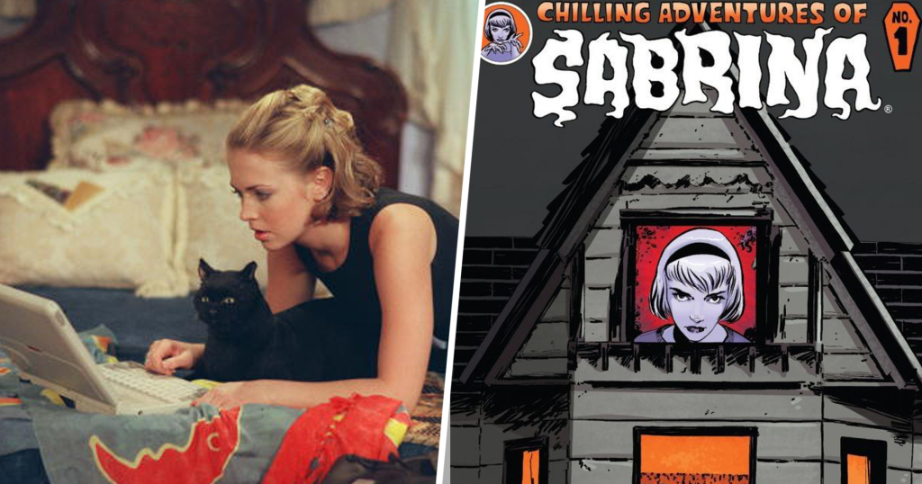 Sabrina The Teenage Witch Is Getting A Reboot Somehow ...