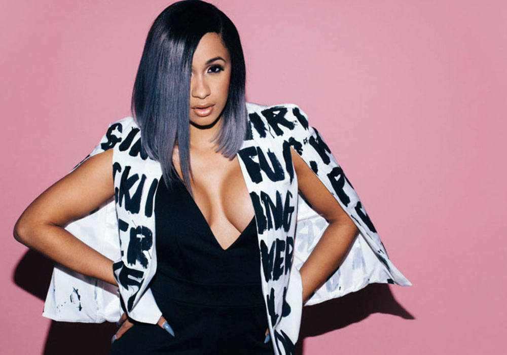Cardi B Reportedly Pursuing Legal Action Against Hackers: Cardi B Claps Back At Her 'Sex Tape' Slut-Shamer In The