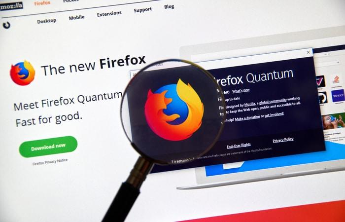Firefox Quatum Browser