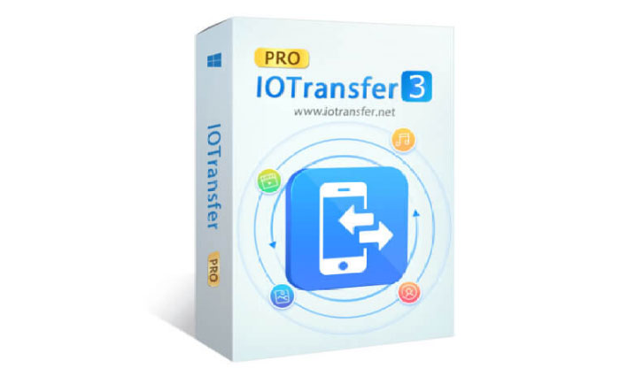 IOTransfer 3: the Best iOS Transfer and Management Software