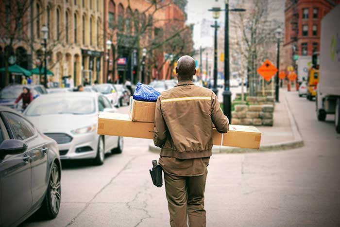 Instacart, Postmates, and Other Delivery Services Introduce No-Human-Contact Deliveries