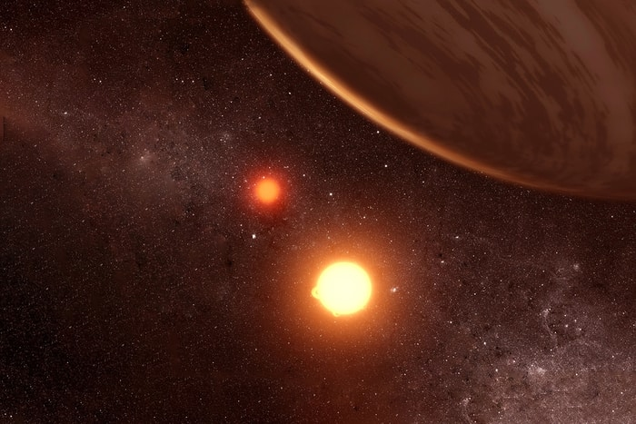 Scientists Discover Hot Planet Where Iron Rains From the Sky