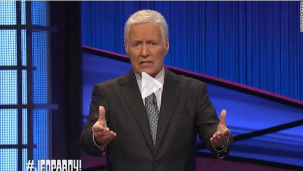 Jeopardy! Releases Thanksgiving Message Prerecorded by Alex Trebek before His Death