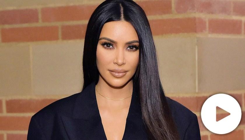 Kim Kardashian Heartbroken over the Impending Execution of Brandon Bernard