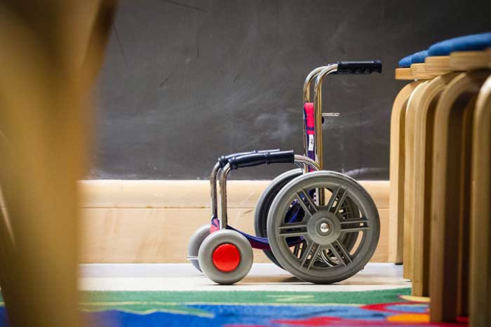 Buying a Wheelchair? Here's What to Look For