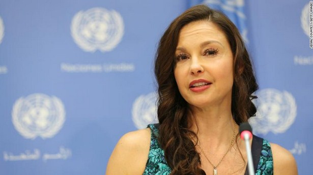 Ashley Judd Hospitalized In South Africa after Terrible Accident in the Congo