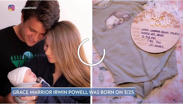 "Bindi Irwin Welcomes Baby on Wedding Anniversary, Name Her ""Graceful Warrior"""