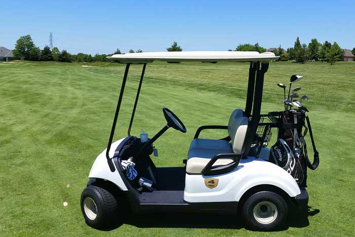 Buying A Used Golf Cart Makes More Sense - Here's Why