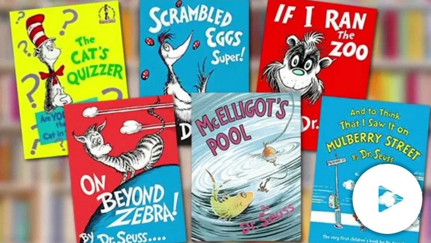 Six of Dr. Seuss Become Bestsellers on Amazon after Being Banned For Racist Imagery
