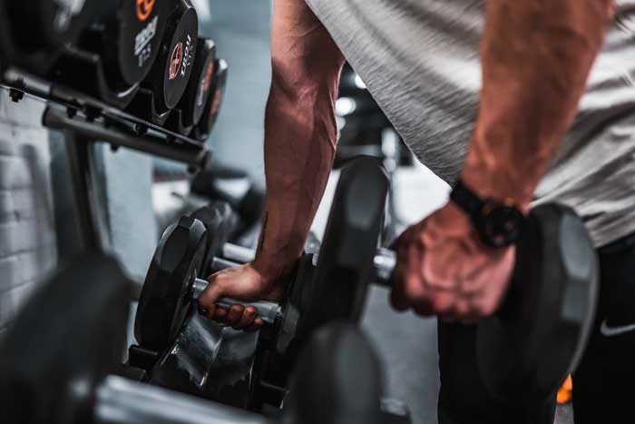 4 Ways To Help You Choose The Right Dumbbell Weight