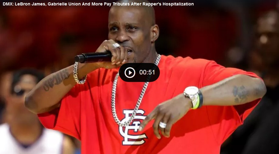 DMX's Manager Cautions People to Stop Rumors of His Death, Saying DMX Is Still in Coma