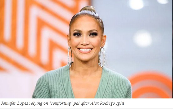 Jennifer Lopez Relies On Marc Anthony As She Splits From Alex Rodriguez
