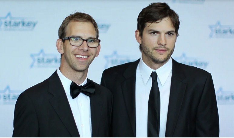 Ashton Kutcher's Twin Brother Was Angry, but Now Grateful, That He Revealed He Has Cerebral Palsy