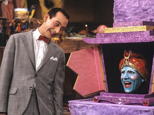 Jambi the Genie John Paragon Dies At 66; His Pee-Wee Playhouse Highlights