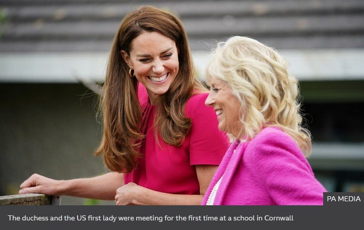 Prince William's Wife Says She Can't Wait to Meet Prince Harry's Daughter
